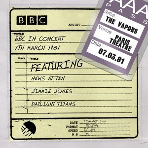 BBC In Concert (7th March 1981) - 7th March 1981