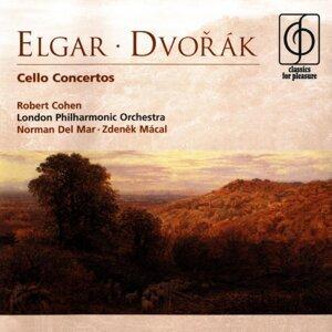 Elgar & Dvorák Cello Concertos