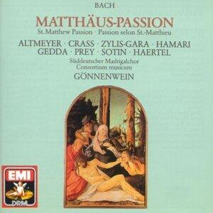 Bach: Matthäus-Passion BWV 244 [St. Matthew Passion] - St. Matthew Passion