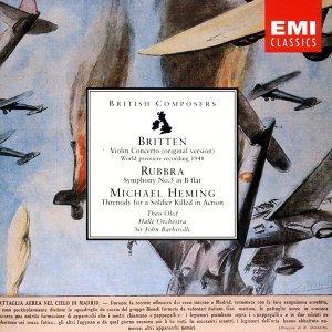 Violin Concerto Etc.