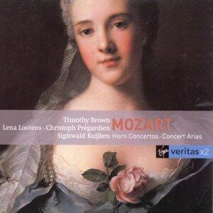 Mozart - Horn Concertos & Concert Arias