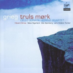 Grieg - Cello Sonata/String Quartet