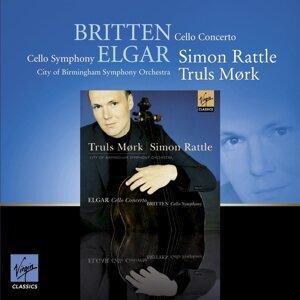 Britten - Cello Symphony / Elgar - Cello Concerto