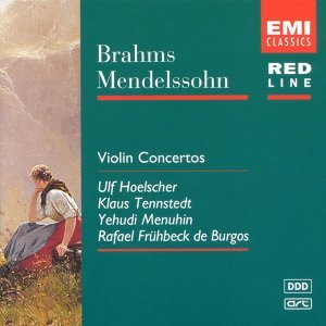 Brahms/Mendelssohn : Violin Concertos