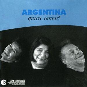 Argentina Quiere Cantar