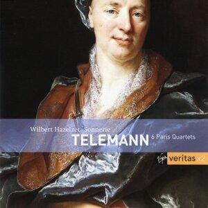 Telemann - The Paris Quartets