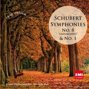 Schubert: Symphonies Nos 1 & 8 [International Version] - International Version