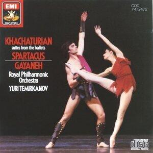 Spartacus/ Gayaneh - Ballet Suites