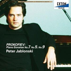 PROKOFIEV PIANO SONATAS No. 7, No. 5, No. 9