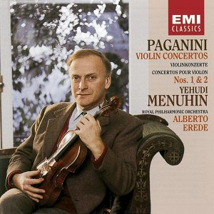 Paganini: Violin Concertos Nos. 1 & 2