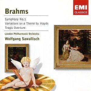 Brahms: Symphony No 1 etc.