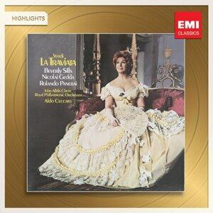 Verdi: La Traviata (Highlights).