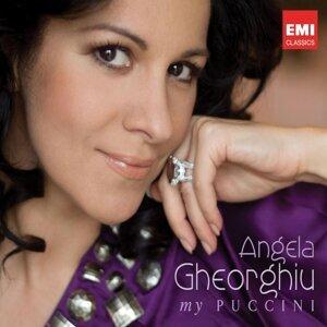 Angela Gheorghiu: Puccini CD & DVD