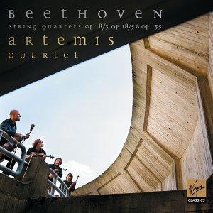 Beethoven String Quartets Op.18/5, 18/3, 135