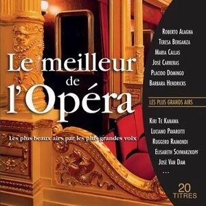 Le Meilleur De L'opera (1 CD)