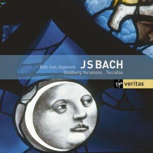 Bach : Toccatas & Goldberg Variations
