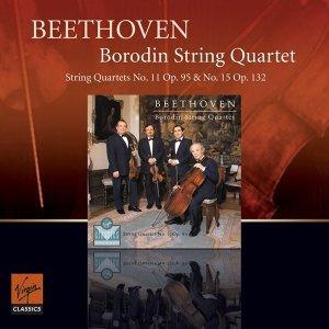 Beethoven : String Quartets opp 95 & 132