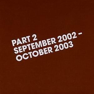 Part2 September 2002-October 2003