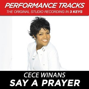 Say a Prayer (Performance Tracks) - EP