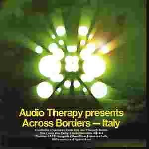 AUDIO THERAPY PRES. ACROSS BORDERS - ITALY