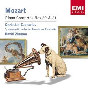 Mozart : Piano Concertos 20 & 21