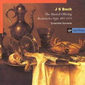 Bach: The Musical Offering BWV 1079