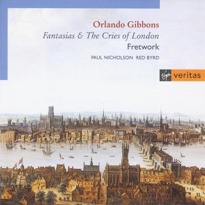 Orlando Gibbons - Fantasias and Cries