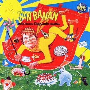Jan Banan och hans flygande matta