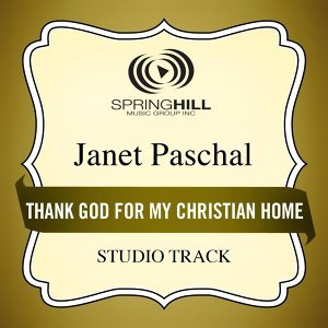 Thank God For My Christian Home (Studio Track)