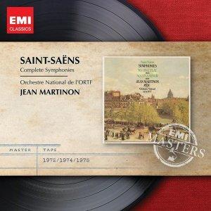 Saint-Saens: Complete Symphonies