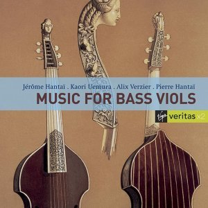 Pieces for bass Viol