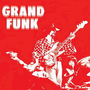 Grand Funk - The Red Album