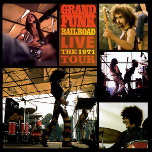 Live: The 1971 Tour - Live