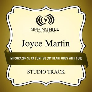 Mi Corazon Se Va Contigo (My Heart Goes With You) (Studio Track)