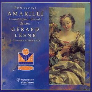 Amarilli/Cantatas For Solo Countertenor Etc.