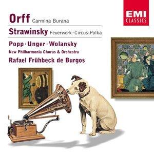 Orff: Carmina Burana/Strawinsky: Feuerwerk