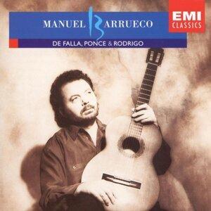 Manuel Barrueco Plays De Falla, Ponce & Rodrigo