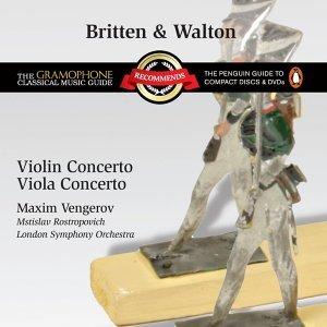Britten: Violin Concerto / Walton: Viola Concerto