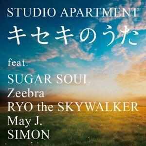 Kiseki no Uta feat. Sugar Soul, Zeebra, Ryo The Skywalker, May J., Simon (DJ HASEBE REMIX)