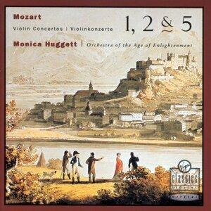 Violin Concertos Nos.1,2 & 5
