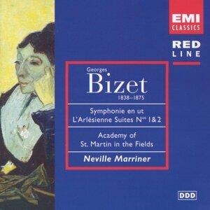 Symphony In C:l'Arlesienne Suites No.1 & 2