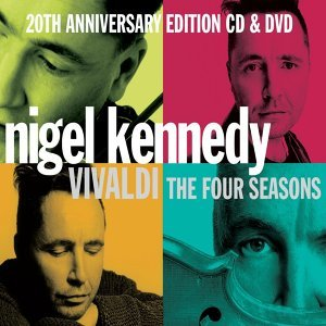 Vivaldi: The Four Seasons (20th Anniversary Edition) - 20th Anniversary Edition