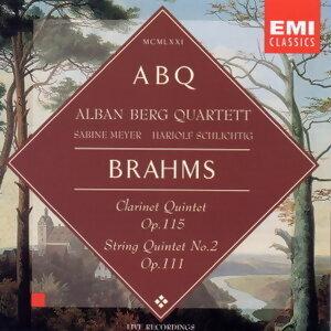 Brahms: Clarinet Quintet In B Minor, Op.115/String Quintet In G Major, Op.111 No.2