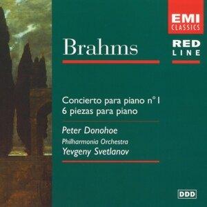 Piano Concerto No.1/Piano Works Op.118
