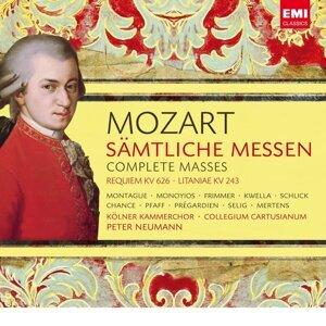 Mozart: Sämtliche Messen / Complete Masses