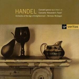 Concerti Grossi Op.6 Nr.1-4