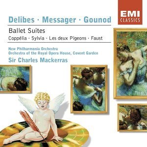 Delibes/Messager/Gounod : Ballet Music