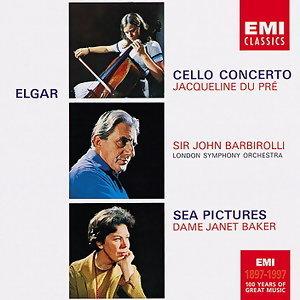 Cello Concerto/Sea Pictures