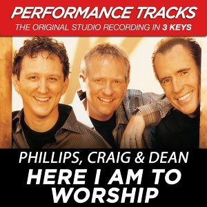 Here I Am to Worship (Performance Tracks) - EP