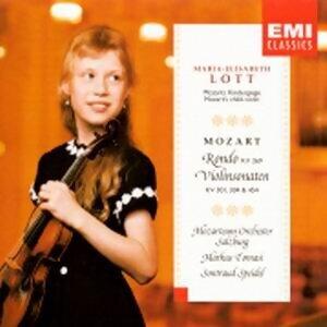 Mozart: Rondo & Violin Sonatas